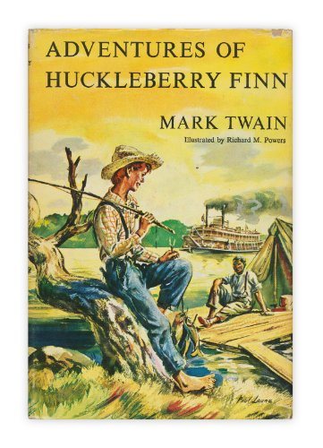 Adventures of Huckleberry Finn (with original illustrations by E.W. Kemble  and James Harley): Tom Sawyer's Comrade eBook: Twain, Mark, Hyperion  Classics: Amazon.co.uk: Kindle Store