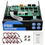 Produplicator 1-2-3-4-5-6-7 Blu-ray CD/ DVD/ BD SATA Duplicator Copier CONTROLLER + Cables, Screws