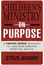 purpose driven children's ministry