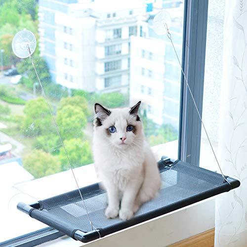 Pakeway Cat Window Perch Hammock Cat Bed