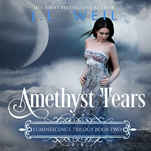 Amethyst Tears audiobook cover art