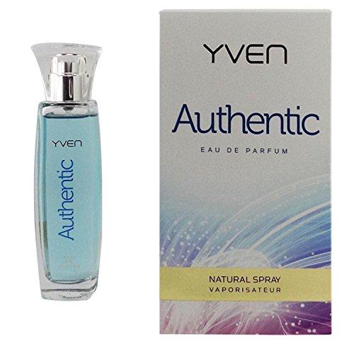 2x Yven Woman authentic Eau de Parfum 2x 50ml Spray EdP Vaporisator