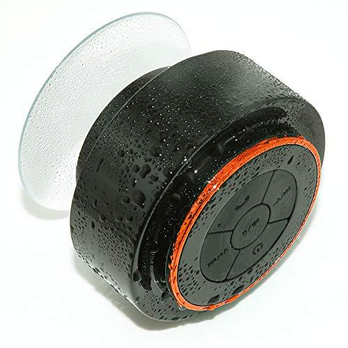 LXQ Mini Altoparlante Portatile 7 Audio Impermeabile Bluetooth Altoparlante Impermeabile Audio Impermeabile Altoparlante Wireless Bluetooth Radio Impermeabile,A