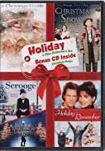 Holiday Collector's Set - A Christmas Visitor / Christmas Snow, Scrooge / A Holiday to Remember Brand New