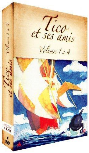 Tico et Ses Amis-Vol. 1 à 4