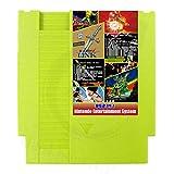 NES Games Cartridge 852 in 1 NES Classic Games for Green Cartridge Multi Cart