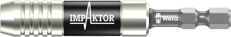 Wera 05057675001 Impact Holder 897/4 IMP with retaining ring - 1/4x75mm
