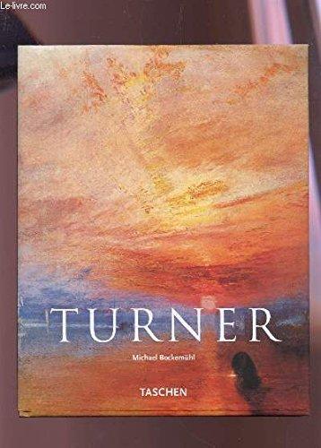 J.M.W. TURNER (1775-1851) - LE MONDE DE LA LUMIERE ET DES COULEURS.