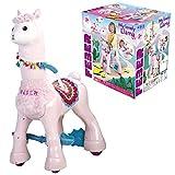 FEBER My Lovely Llama - Mascota eléctrónica de juguete, Para niños y niñas de 3 a 6 años (Famosa 800012442)