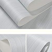0.53x9.5mの壁装材、不織布の壁紙、環境にやさしい非粘着性の壁装材、リビングルーム、寝室、ホテルに最適な壁紙 (Color : 90015)