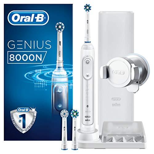 Oral-B Genius 8000N Spazzolino Elettrico Ricaricabile