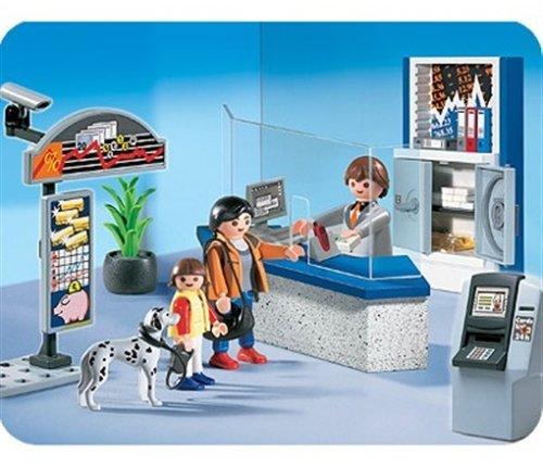 PLAYMOBIL® 4402 - Bankschalter