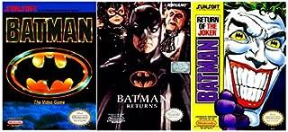 NES Batman Collection (Batman: The Video Game, Batman Returns, Batman: Return Of The Joker
