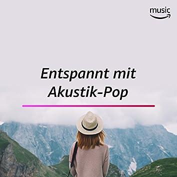 Entspannt mit Akustik-Pop