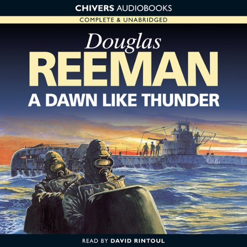 A Dawn Like Thunder audiobook cover art