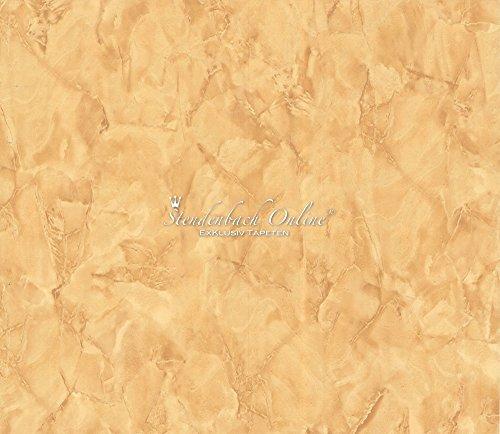 Sirpi Gold Satin Tapeten Italian Style Marmor