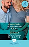 The Surgeon's One-Night Baby: The Surgeon's One-Night Baby / the Nurse's Pregnancy Miracle