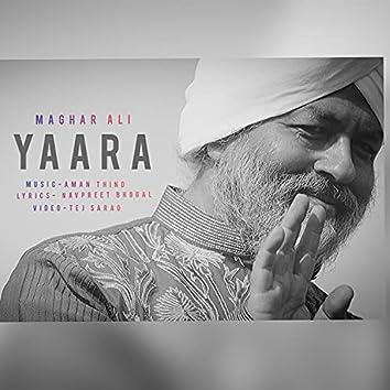 Yaara (feat. Maghar Ali)