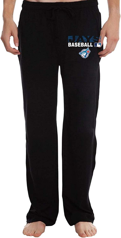 Zinmmerm Men's Slim Fit 30Tgoldnto-bluee-Jays-Legend-Team-Issue-Performance-01 Jogger Sweatpants