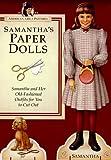 Samantha's Paper Dolls (American Girls Pastimes)
