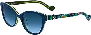 Liu Jo Cateye LJ3602S Sage Green Sunglasses