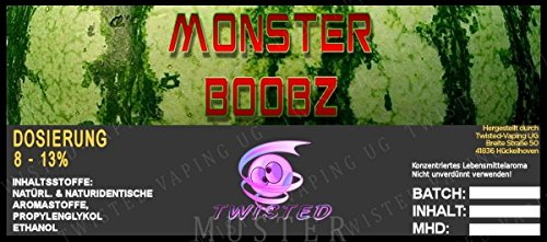 Twisted Aroma Monster Boobz
