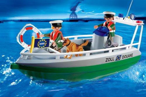 PLAYMOBIL® 4471 - Zollschiff