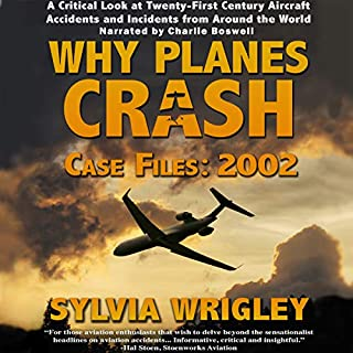 Why Planes Crash Case Files: 2002 cover art