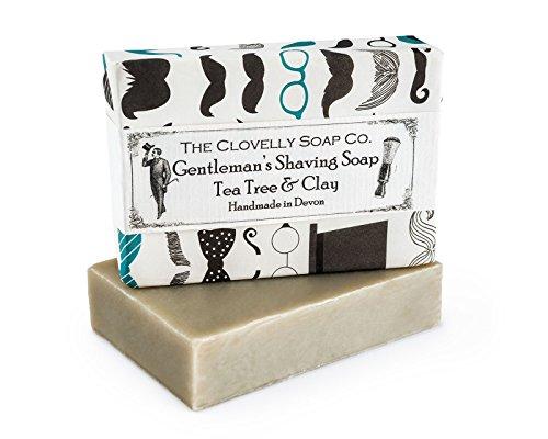 Clovelly Soap Co Saponetta per la Rasatura...