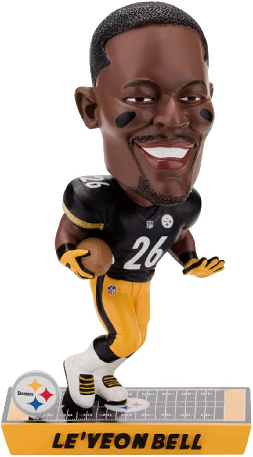 Pittsburgh Steelers Bell L.  26 Caricature Bobble