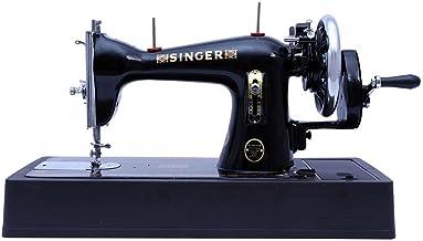 Singer Tailor Delux Straight Stitch Hand Sewing Machine (Black)
