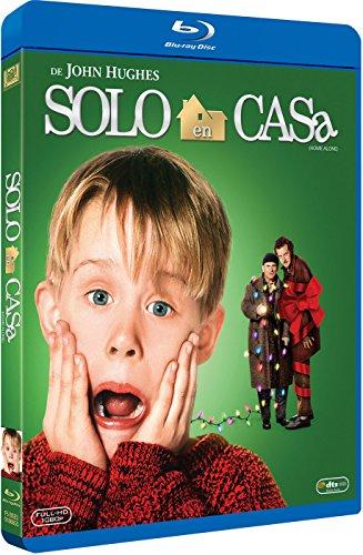 Solo En Casa Aniversario - 25 Años Blu Ray [Blu-ray]