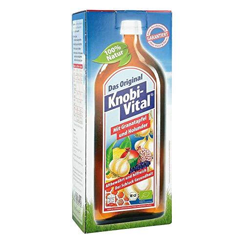 KNOBIVITAL mit Granatapfel+Holunder Bio 960 ml