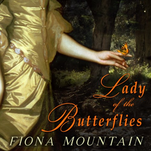 Lady of the Butterflies audiobook cover art