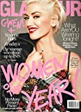 Glamour Magazine (December, 2016) Gwen Stefani Women of the Year Cover