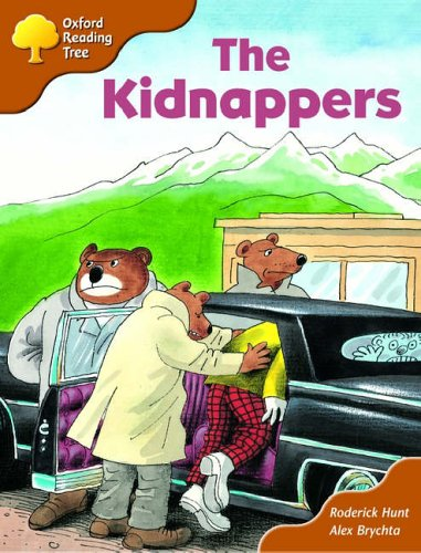 Oxford Reading Tree: Stage 8: Storybooks (magic Key): the Kidnappersの詳細を見る