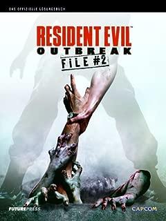 Resident Evil Outbreak File#2 (Lösungsbuch)