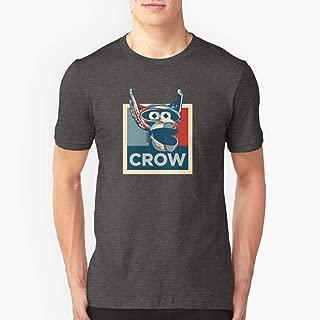 Vote Crow T Robot Slim Fit TShirtT shirt Hoodie for Men, Women Unisex Full Size.
