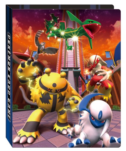 Ultra Pro Pokemon Card Supplies Power [Pulse] of The Frontier 4-Pocket Binder image