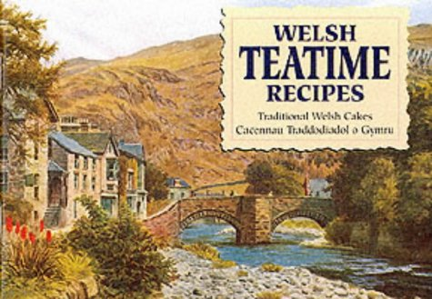 Image OfWelsh Teatime Recipes: Traditional Welsh Cakes (Favourite Recipes)
