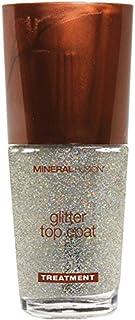 Mineral Fusion Nail Polish Glitter Top Coat, 0.33 Ounce (Packaging May Vary)