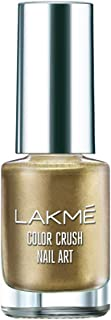 Lakmé Color Crush Nailart, G6, 6ml