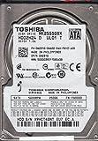 Toshiba MK2555GSX 250GB 2.5' Mobile Hard Disc Drive (SATA, 5400 rpm, 8 MB)