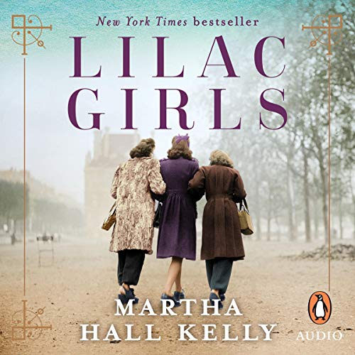 Lilac Girls audiobook cover art
