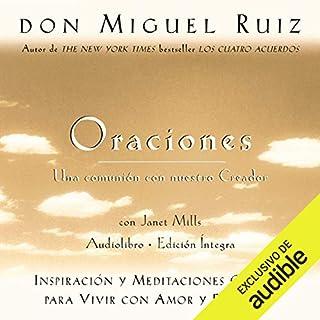 Oraciones: Una comunión con nuestro Creador [Prayers: A Communion with Our Creator] audiobook cover art
