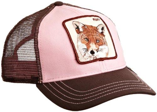 Goorin Bros. Foxy - Gorra para hombre, talla Talla única, color Rosa