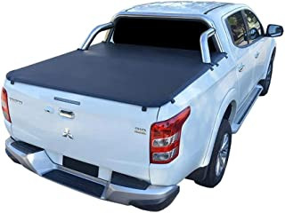 ClipOn Ute/Tonneau Cover for Mitsubishi Triton MQ, MR (May 2015 to Current) Double Cab suits Factory Sports Bars