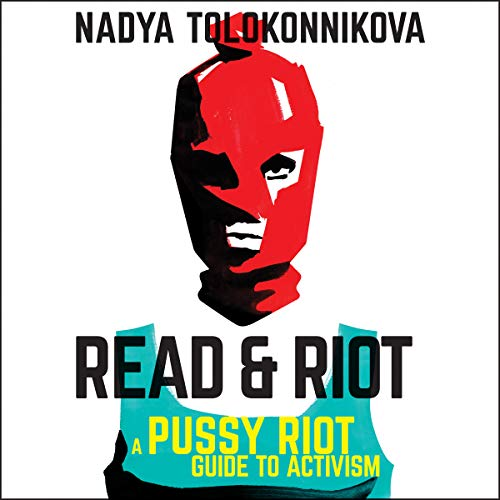 Read & Riot audiobook cover art
