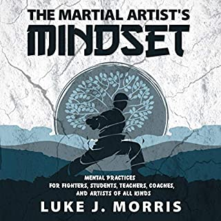 The Martial Artist's Mindset cover art