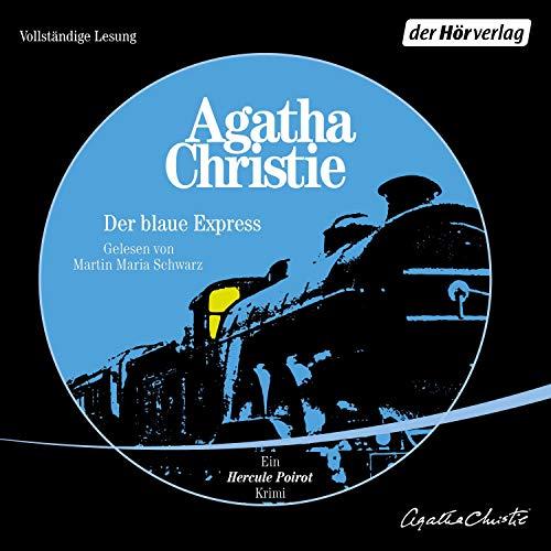 Der blaue Express audiobook cover art